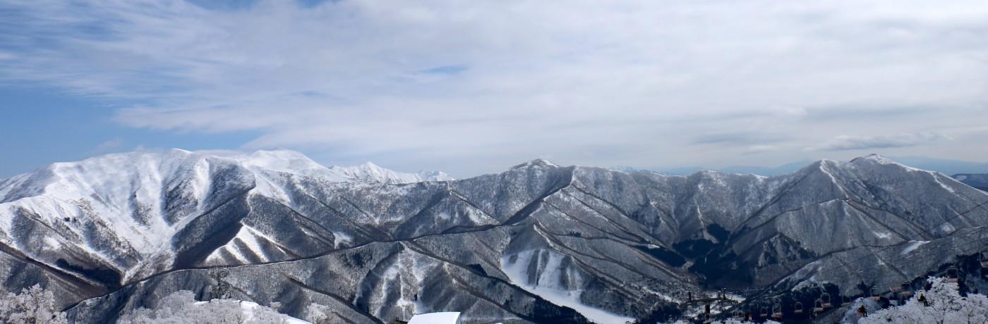 苗場スキー に行ってきました!